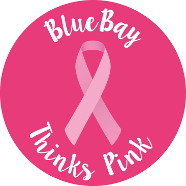 'BlueBay Thinks Pink', campaign against breast cancer, is back
