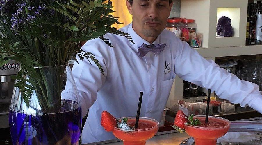 Nueva carta de cocktails de A1 Aretusa